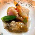 和食処 こばやし - 金目鯛酒蒸し定食