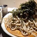 神田 つけ蕎麦 わびすけ - これで蕎麦麺330g