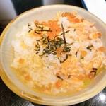 海鮮 日本酒 ほっこり - しじみ茶出汁茶漬