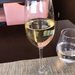 レ クルール - スパークリングワイン(650円)