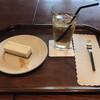 Artegio dining - 料理写真:チーズケーキセット 950円
