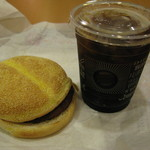 バーガーキング - モーニングのチーズ&ソーセージ