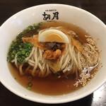 胡月 - 冷麺(並盛)750円