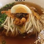 胡月 - 冷麺(並盛)