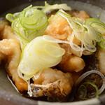 魚菜串 いちころ - うつぼの唐揚げ