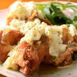 魚菜串 いちころ - チキン南蛮