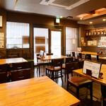 魚菜串 いちころ - テーブル席