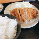とんかつ しお田 - 料理写真:
