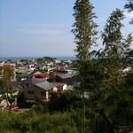 14884075 - 二階 小田原市街を望む