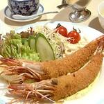 アネモス - 海老フライ定食