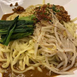 金蠍 - 料理写真:マーラー黒酢坦々麺
