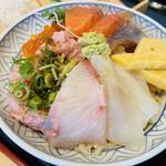 鮨・酒・肴 杉玉 - 海鮮丼を作ってみた♡\(^o^)/♡
