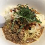 百々福 - 汁なし坦々麺