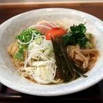 148847119 - 太麺和そば