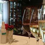サバティーニ・ディ・フィレンツェ - ワインセラーの奥に個室が