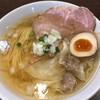 Chuukasoba ideta - 料理写真:特製塩そば 1000円(税込)