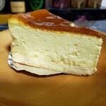 ニシキヤ洋菓子店 - NYチーズケーキ