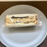 コバト836 - エッグ・ジャポネ 甘い出し巻き卵に海苔と柚子胡椒がアクセント
