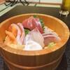 磯すき亭 市 - 料理写真:刺身の盛り合わせ