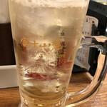 赤垣屋 - 五合目ハイボール296円