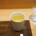 モンブランスタイル - ほうじ茶
