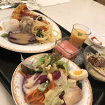 シャーウッドガーデン レストラン - 料理写真: