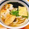 かなくま餅 - 料理写真:かけうどん+あん餅+丸餅  ¥280 お餅のお値段忘れましたm(__)m
