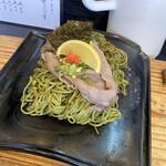 瓦茶そば 孝蔵 - 料理写真:〜瓦茶そば〜