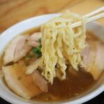 いわい製麺 - 麺アップ