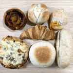 酵母パンとスープのお店 トゥルシー - 料理写真:今回買ったパン