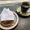 ベーグル喫茶 森の生活者 - 料理写真:クロックムッシュとクラシックブレンド