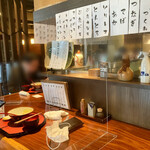 釜めし酒家 鶏味庵 - 店内