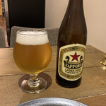 非常識ビストロマルコ - 生ビール