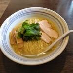 ハセ麺 ヒンチ - 料理写真:鶏塩ラーメン