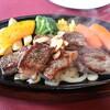 ベアストーン - 料理写真:サイコロステーキ