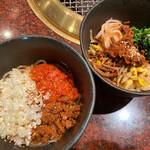 Ushigoro Ginza - ビビンバ、ビビン麺