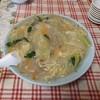 万里 - 料理写真:上海炒麺(うまにやきそば)