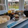 Purishiarizoto - 料理写真:1泊目の朝食