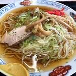 中華そば志のぶ支店 - 料理写真:冷やし中華(並)
