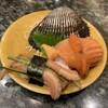 廻鮮寿司しまなみ  - 料理写真:赤貝 まるごと1個 880円