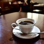 Cafe 1894 - ドリンクセット@+330円:ホットコーヒーをチョイス
