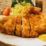 とんき - 料理写真:とんき@牛久店 ロースかつ