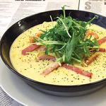 イタ麺 - 一番人気★のカルボナーラ