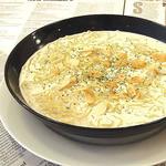 イタ麺 - チーズ好きにはたまらない!ゴルゴンゾーラ