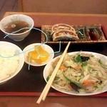 14890751 - 野菜炒め定食
