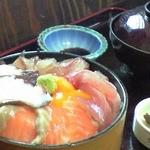 しょくらく宗 小三 - 大人気の漁師丼!大満足でした。