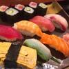 津岐鮨 - 料理写真:おまかせ寿司:1000円