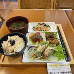 HAO - 料理写真:ベジタリアセット