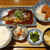大衆食堂 安べゑ - 料理写真:鯖味噌煮定食 税別599円