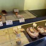 パンのお店 チャビ - ショーウィンドゥ